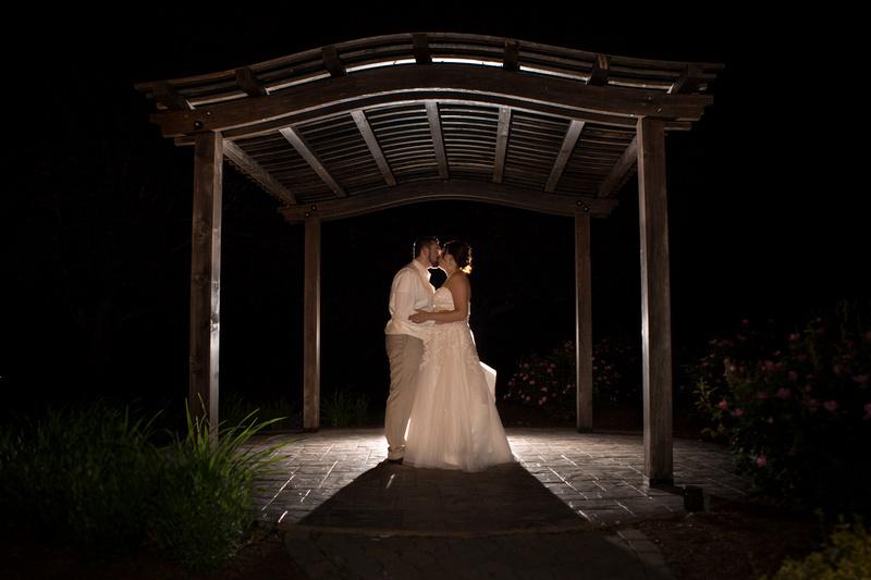 Brierwood Wedding Night Outdoors