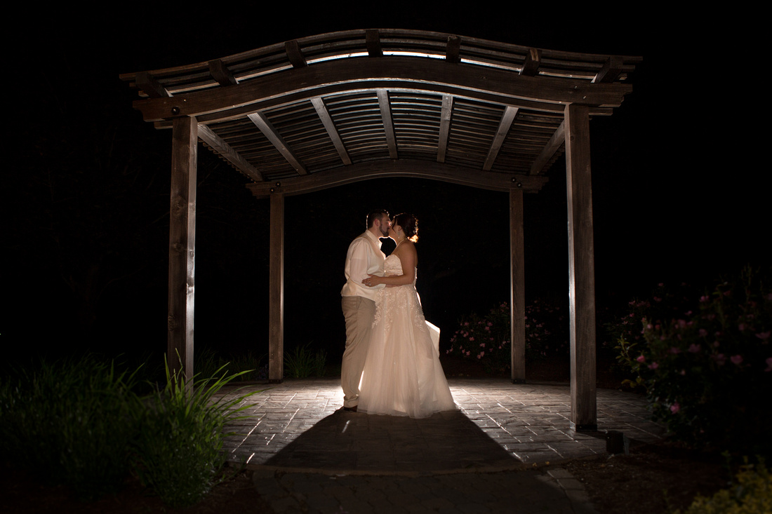 Brierwood Wedding Night Outdoors